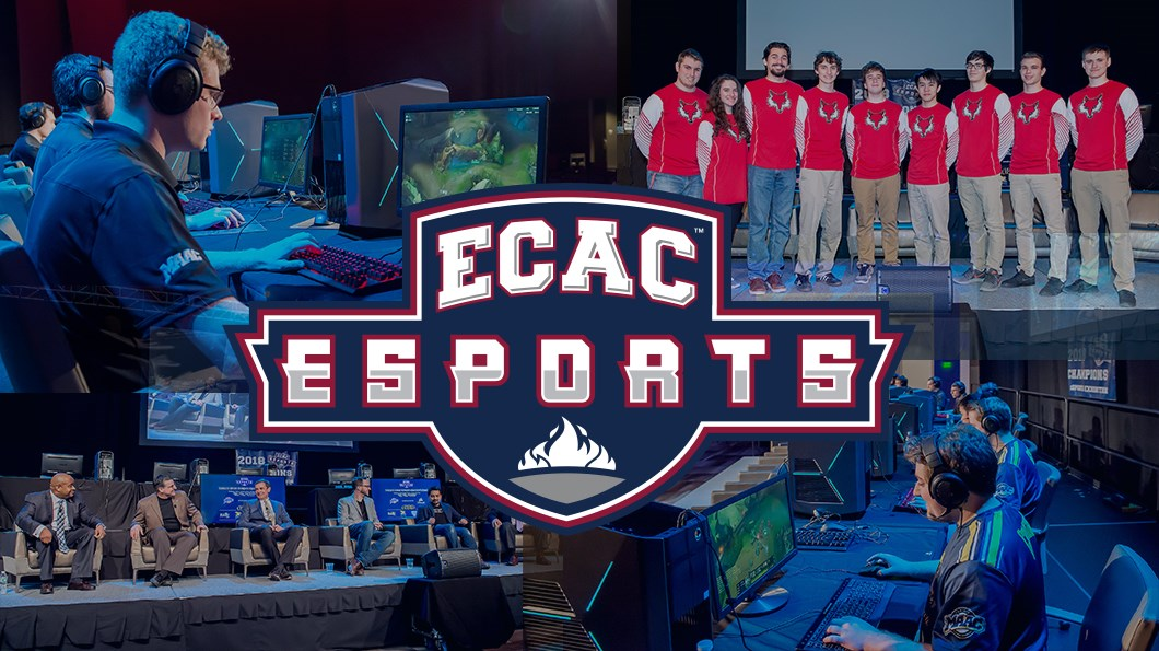 ECAC Announces Formal Sponsorship of Intercollegiate Esports Competition