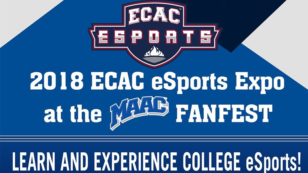Full Schedule for eSports Expo at MAAC Fan Fest